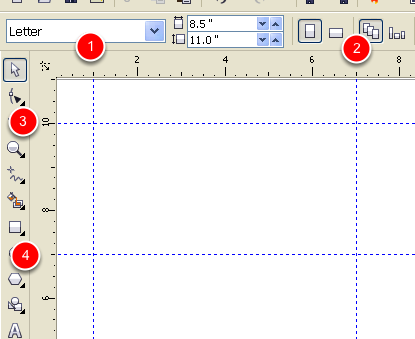 Creating a Ruler in CorelDraw | MTM