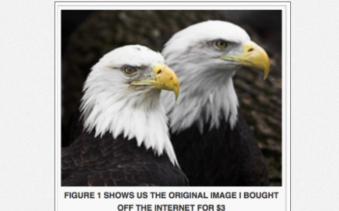 Working with Black Granite – Adjusting a Picture of the Eagles