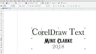 Working with Text in CorelDraw